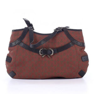 NEW AUTH Anya Hindmarch Brown Boho Shoulder Bag